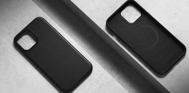 Nomad Modern Leather Case