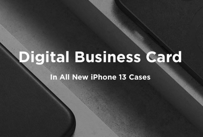 Nomad Digital Business Card