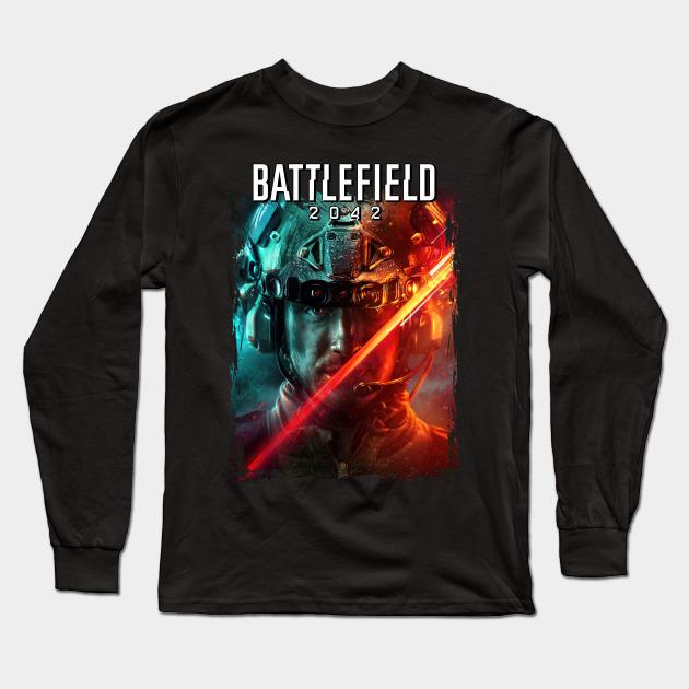 Battlefield 2042 Long Sleeve T