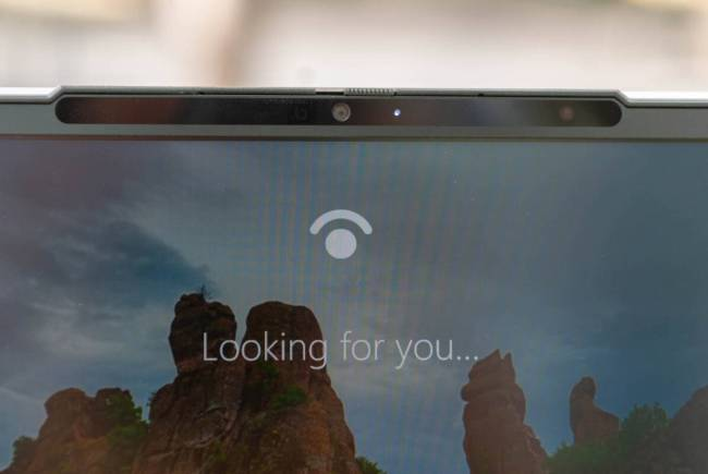 Webcam on Lenovo ThinkBook 16p Gen 2.