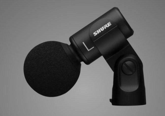 Shure MV88+ Stereo USB Microphone