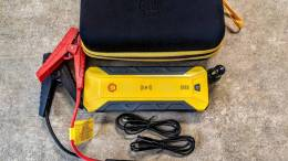 Shell 1200A 12V Portable Lithium Jump Starter Review: Conveniently Jump Your Car without Calling for Service