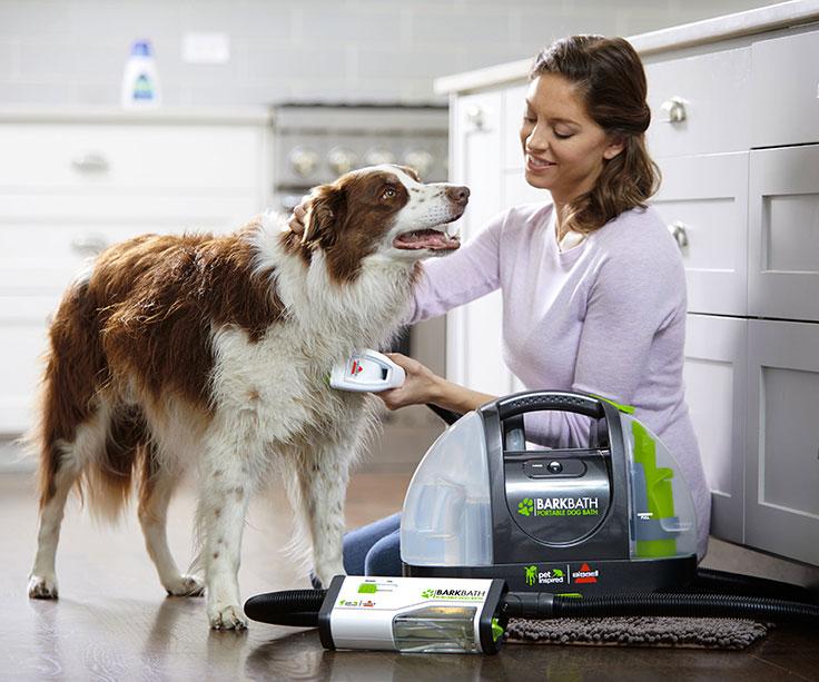 Bissell Bark Bath Portable Dog