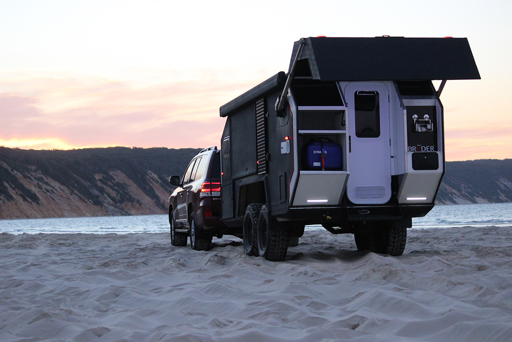 Bruder EXP-6 Camper – It's Not What You Think or Expect