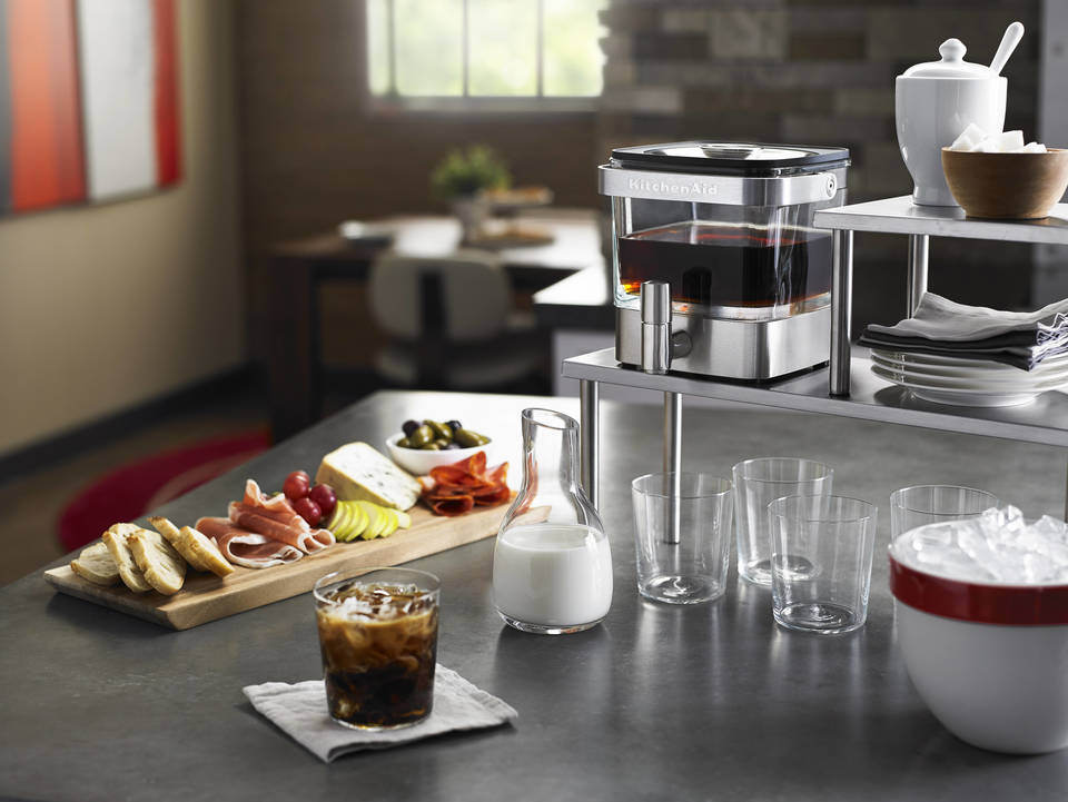 KitchenAid Cold Brew Coffee Maker–Summer is Coming!
