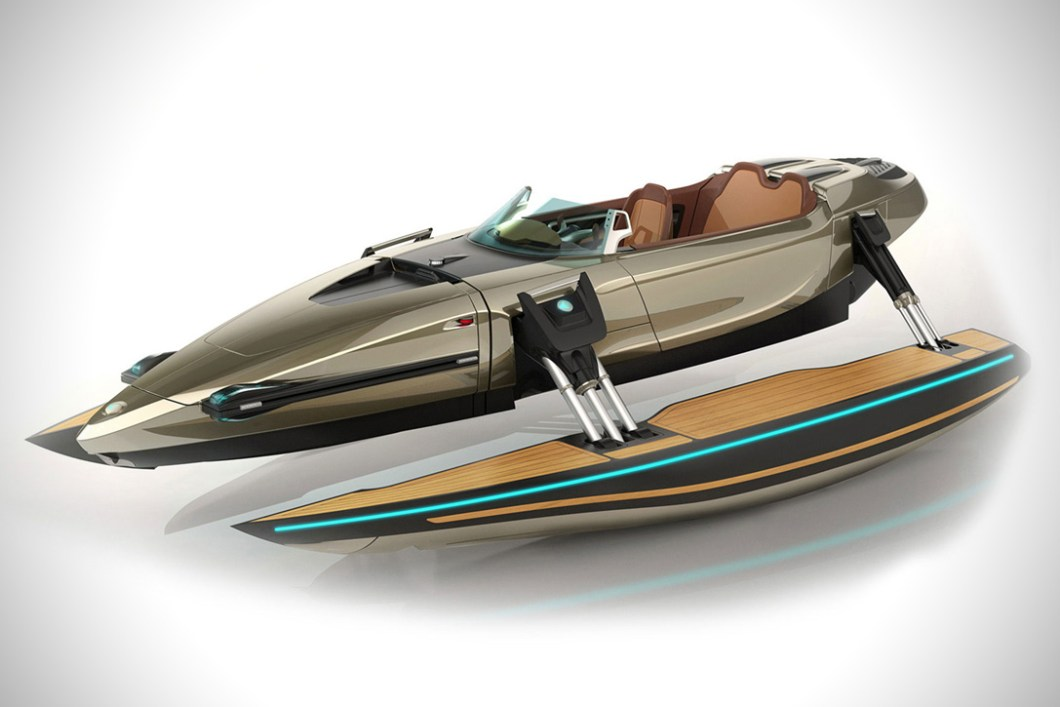 Kormaran K7 Luxury Personal Watercraft