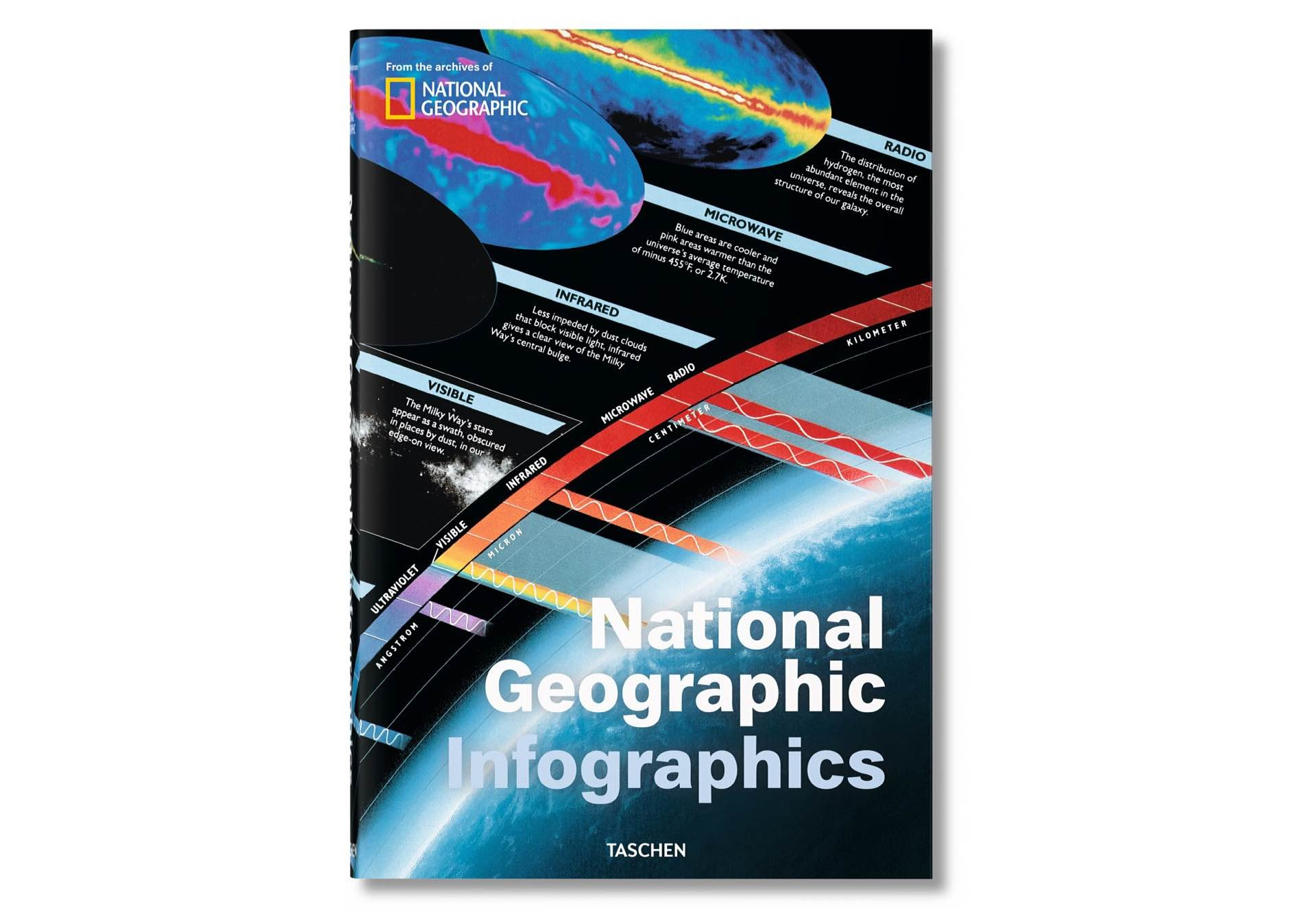 National Georgraphic Infographics Book