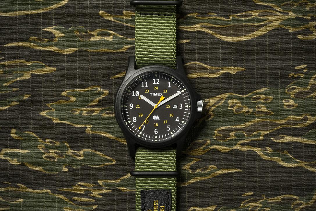 Timex X Carhartt WIP Watch
