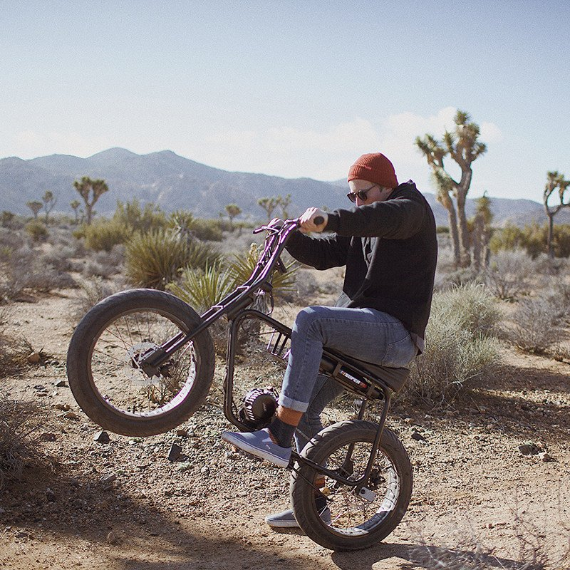 Super 73 Electric Motorbike: Technology of the Future