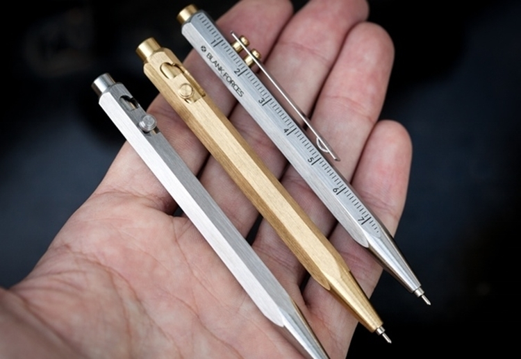 Blank Forces Pen