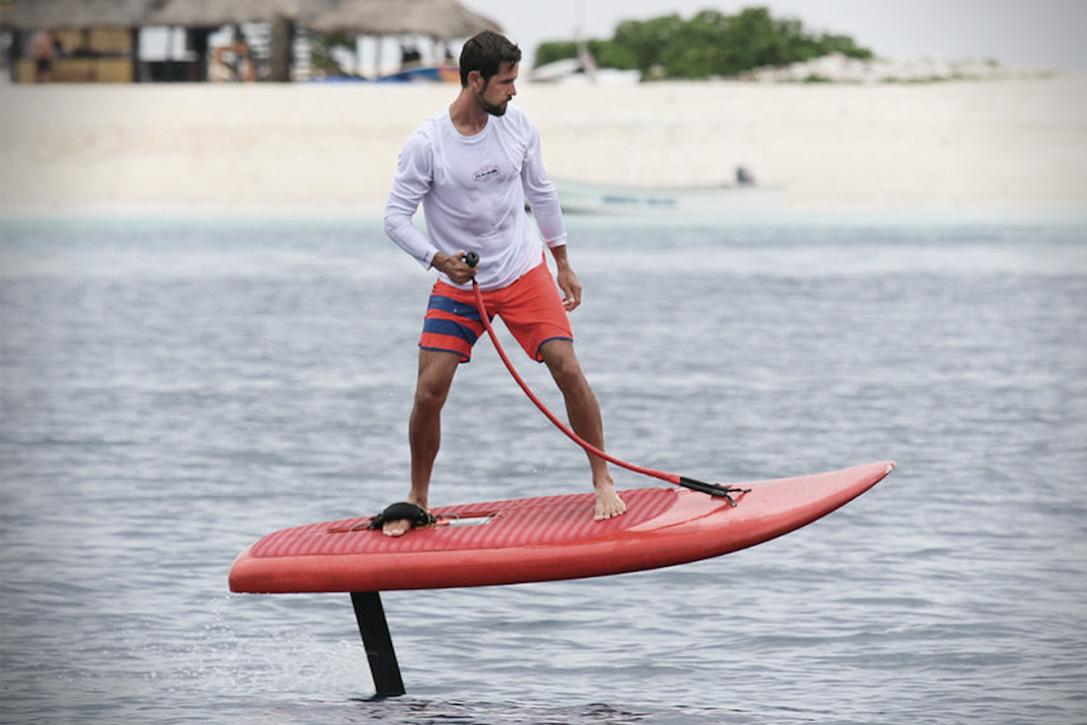 JetFoiler E-Foil Board Surfboard