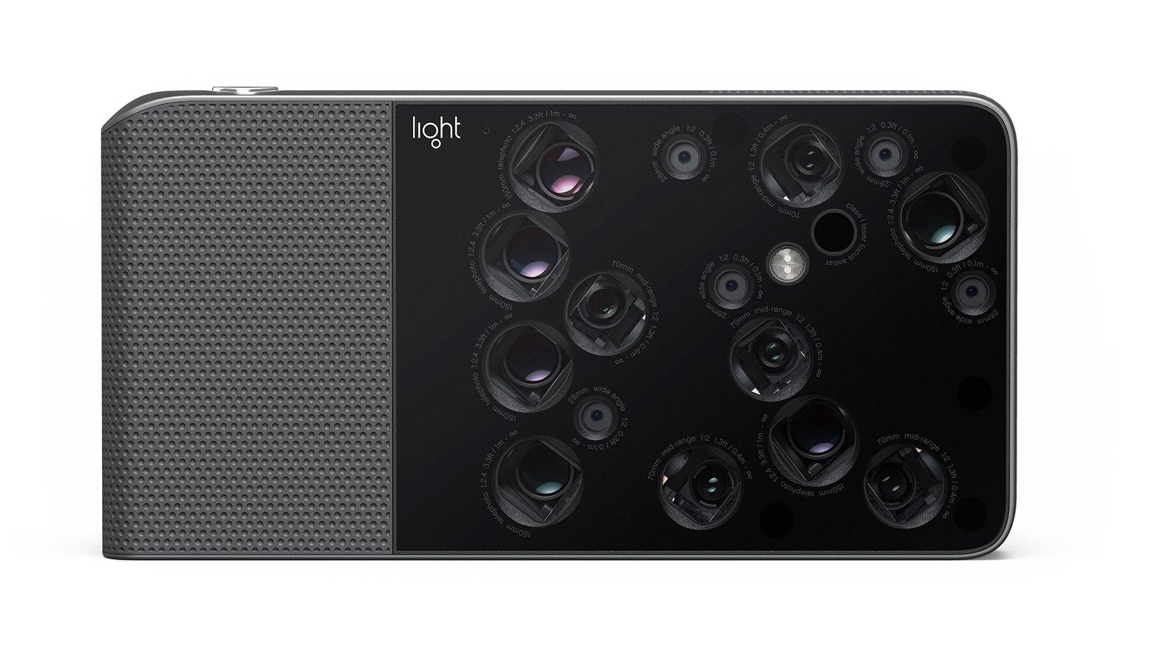 Light L16 52 Megapixel Pocket Camera