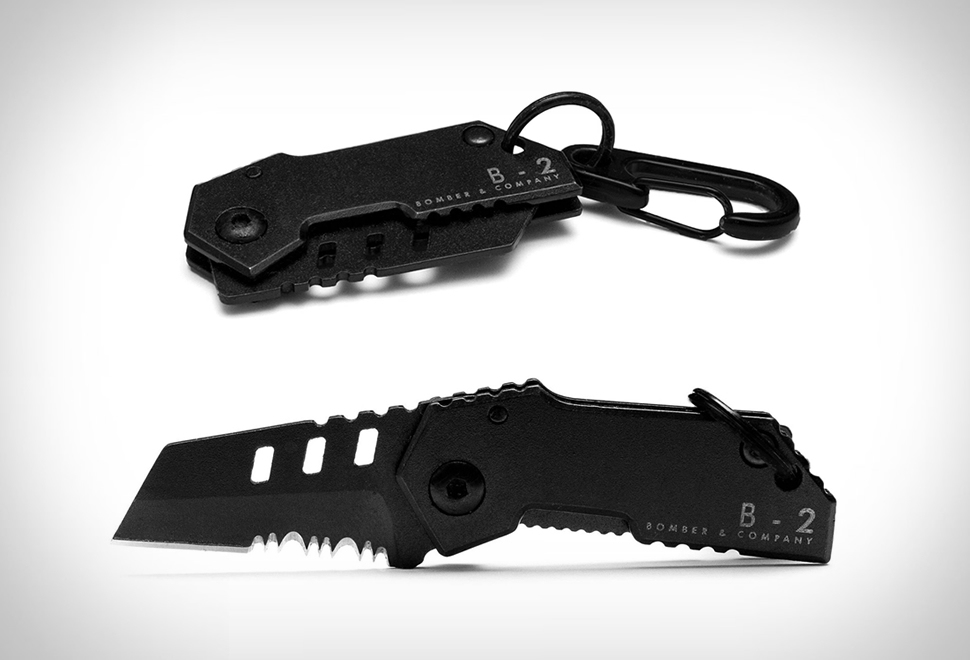 B-2 Nano Blade Tactical Pocket Knife