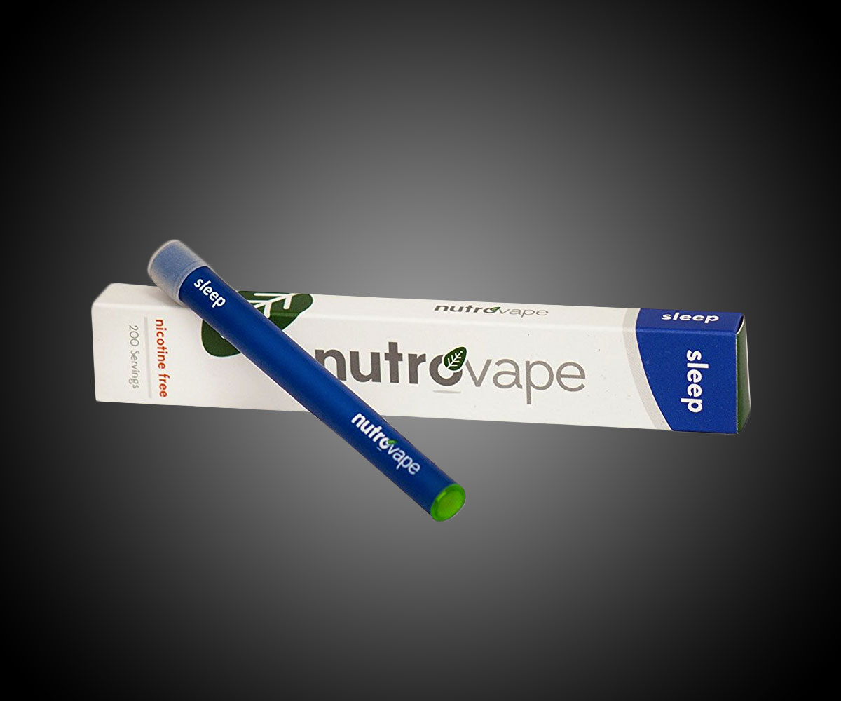 Nutrovape Inhalable Sleep Aid