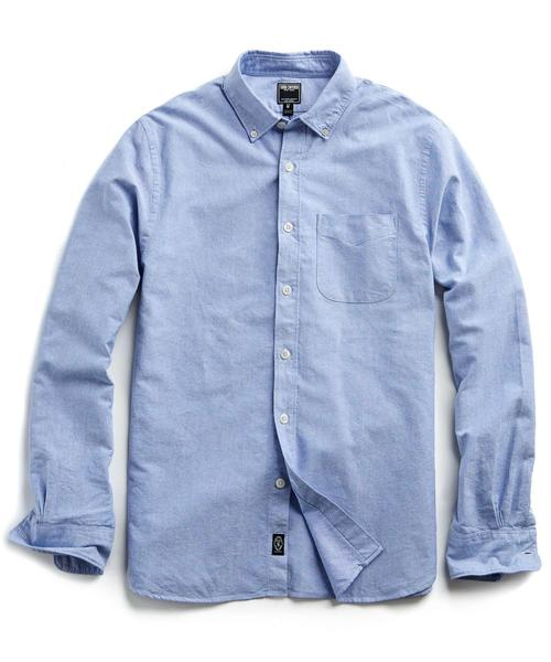 Top Oxford Shirt on the Market: Todd Snyder Japanese Selvedge Oxford
