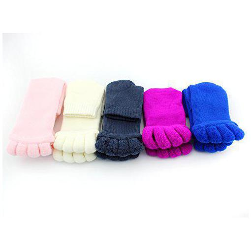 Five-Toe Separator Massage Socks