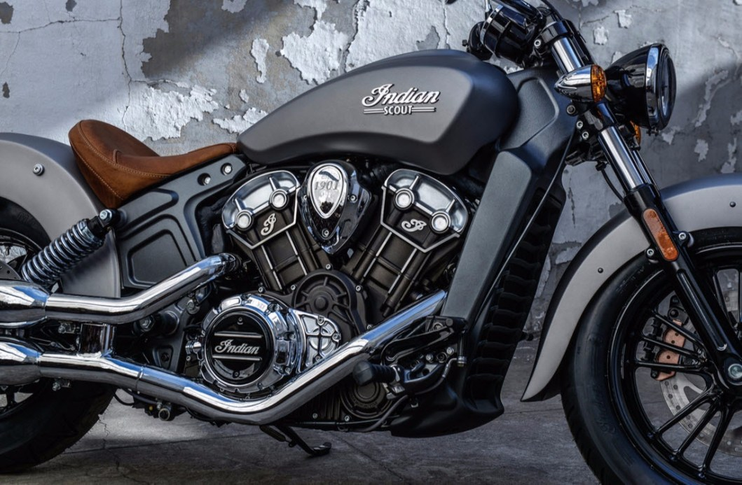 The 2017 Indian Scout is A Vintage Bike For Any Rider