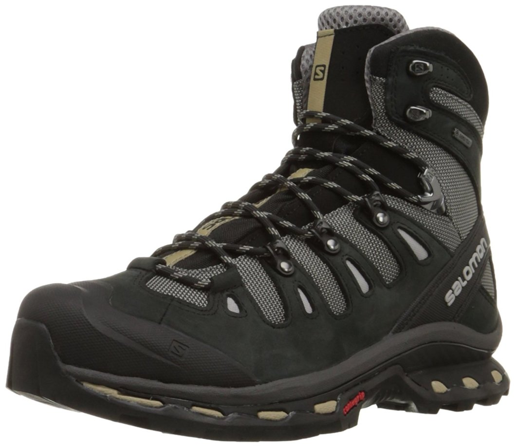 Salomon Quest 4D GTX: Lightweight Hiking Boots with Heavy Duty Grip