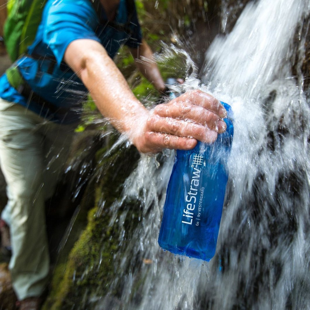 LifeStraw Go: Making Ultralight Adventures Lighter