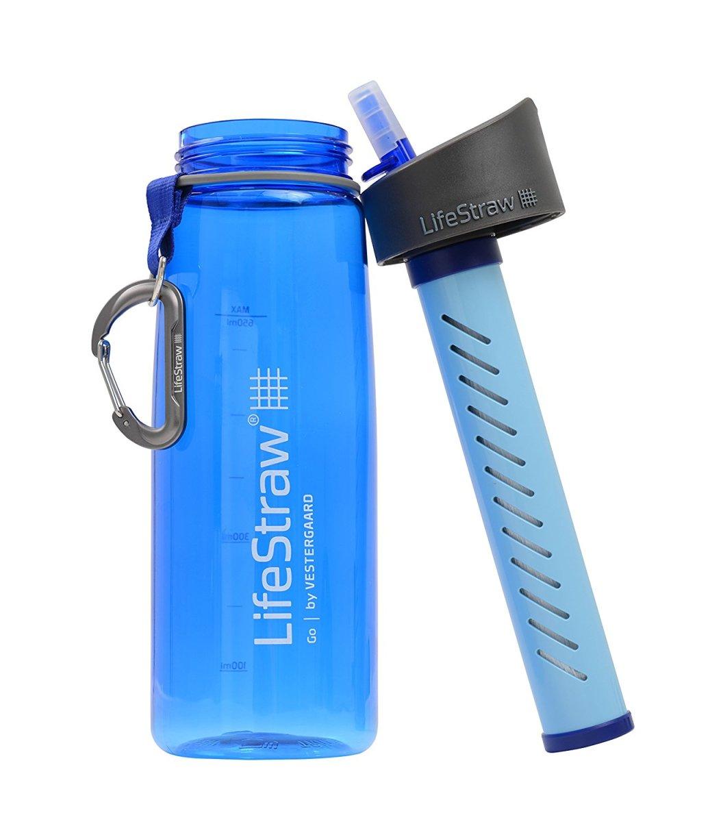LifeStraw Go: Making Ultralight Adventures Lighter