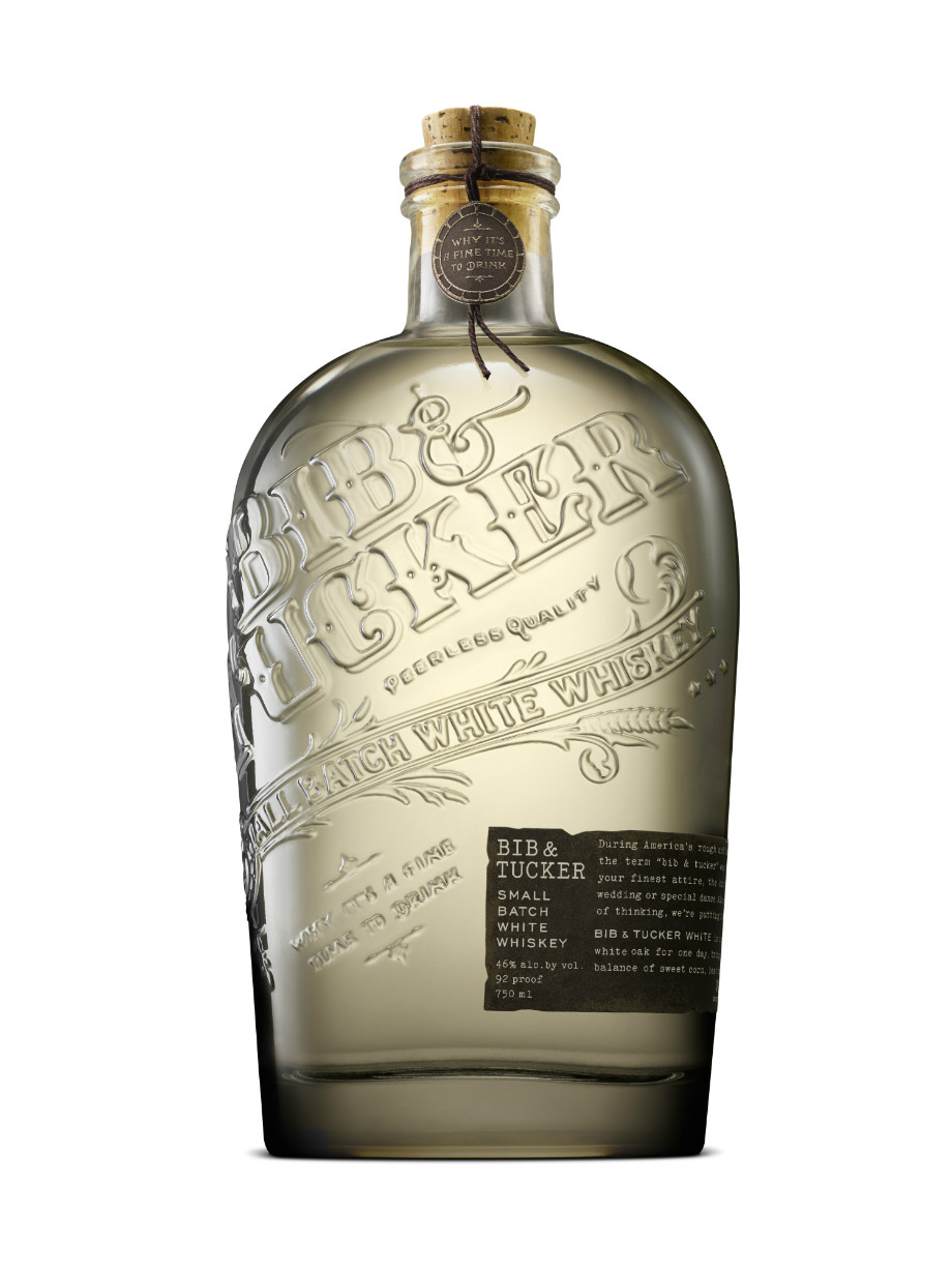 Bib & Tucker's new White Whiskey is a delicious whiskey with a twist.