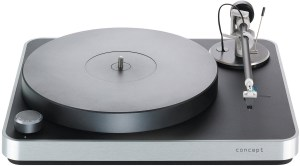 Clearaudio Concept Best Turntables