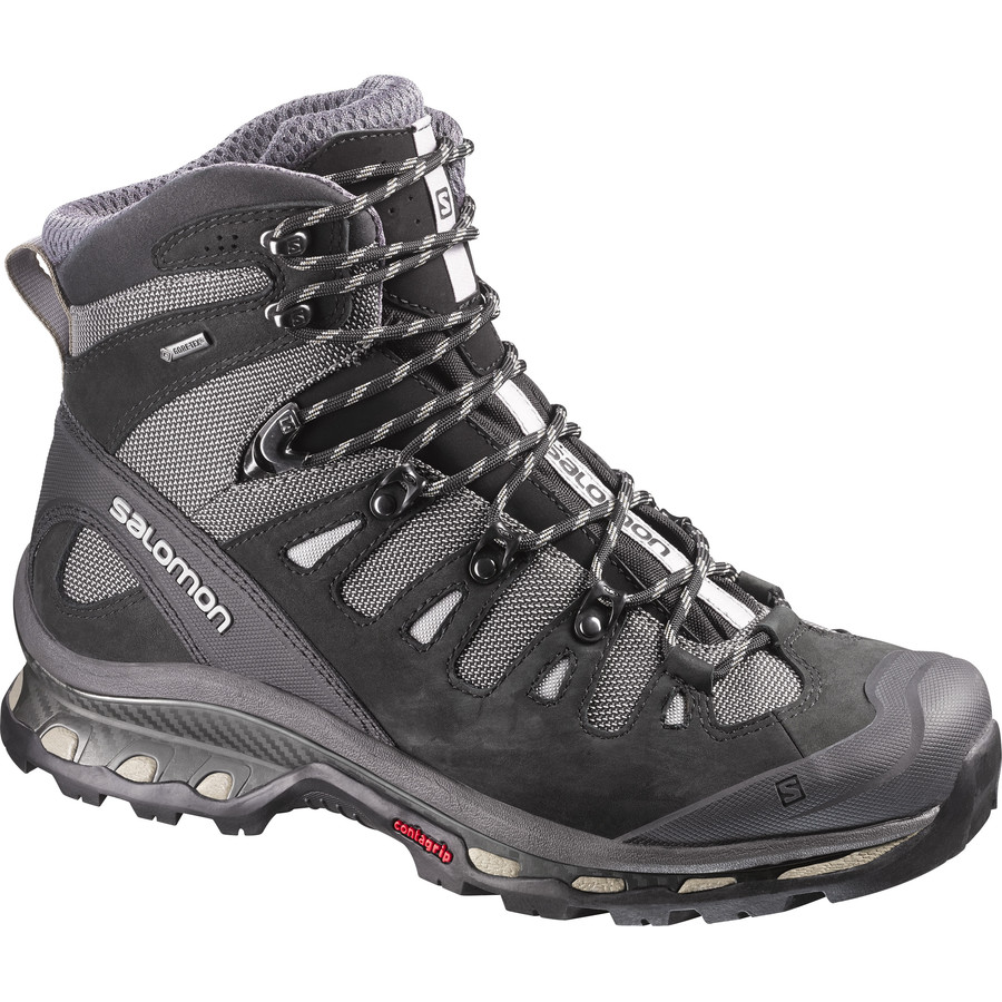 Salomon Quest 4D GTX Hiking Boots Front View