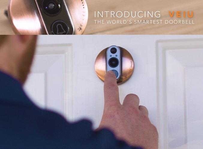 Eques Veiu Smart Doorbell
