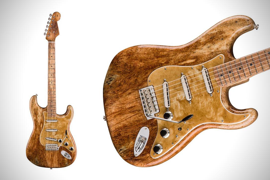 Fender X Cuervo Agave Stratocaster Guitar