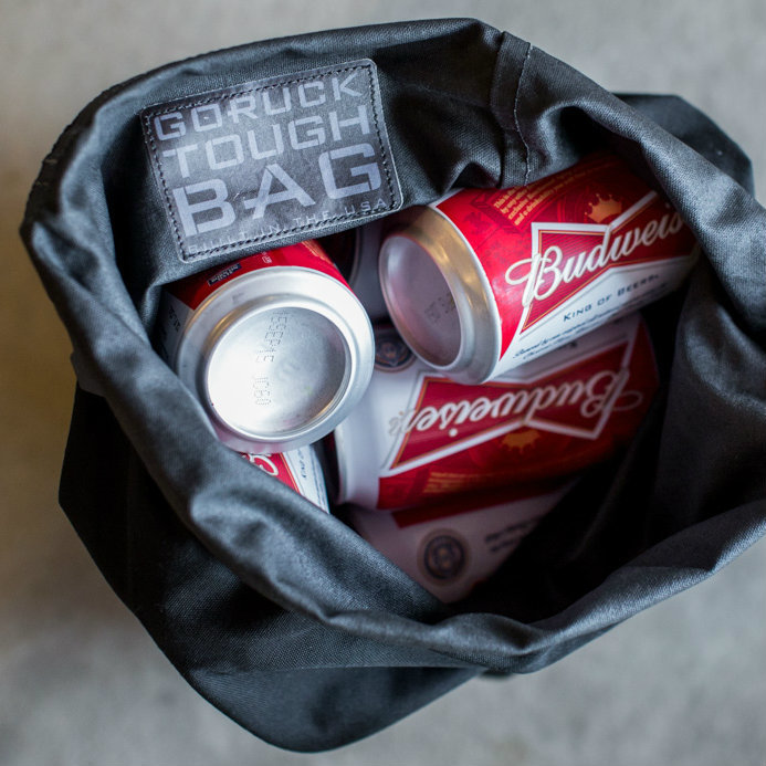 Grab the GoRuck Tough Bag for Extra Storage