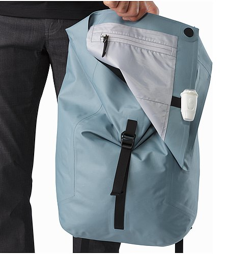 Arcteryx Granville Brings Arcteryx Quality to Commuter Bags