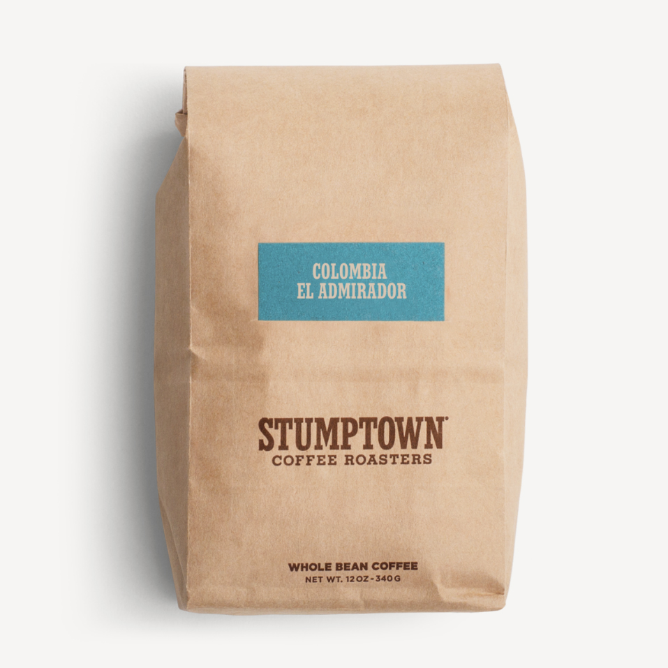 Stumptown Coffee Colombia El Admirador