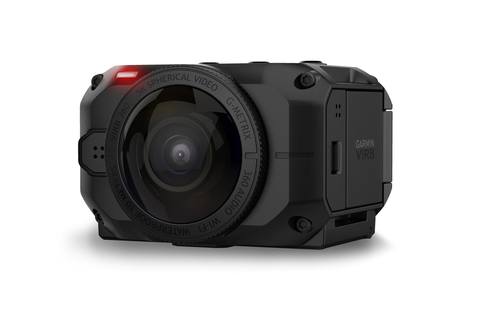 Garmin Virb 30 Is The Perfect Spherical Camera Front View