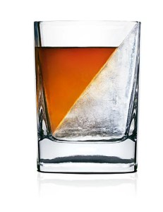 Corkcicle-Whiskey-Wedge-Best-Whiskey-Glass-Front-View