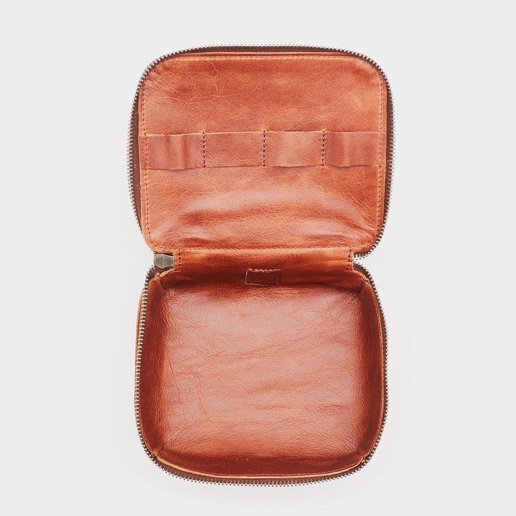 The Tech Dopp Kit is a Stylish Way to Pack Your Tech Essentials