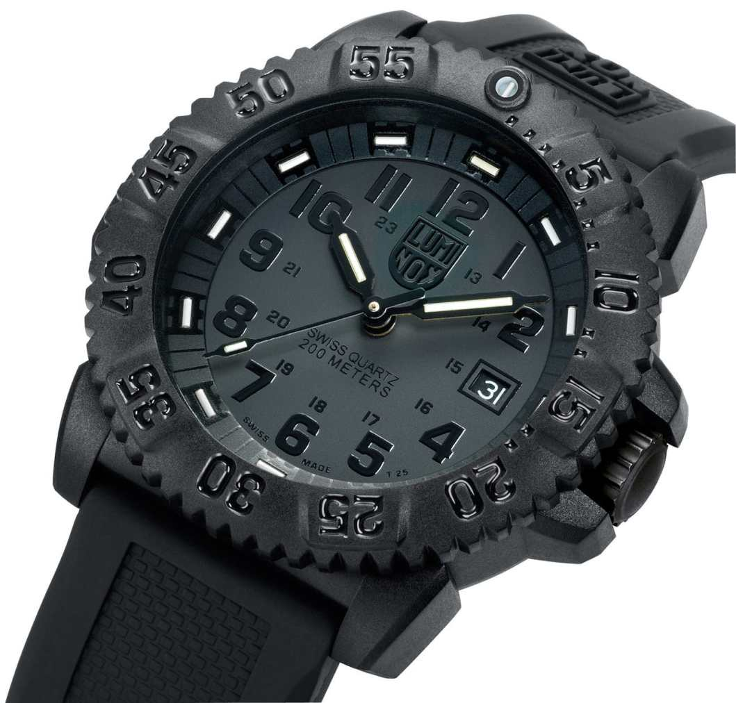Luminox Navy Seal Colormark: Swiss Precision For Any Adventure