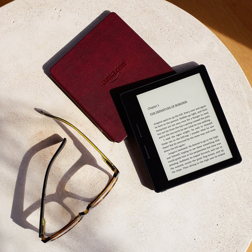 Kindle Oasis: The Best E-Reader You'll Find for 2017