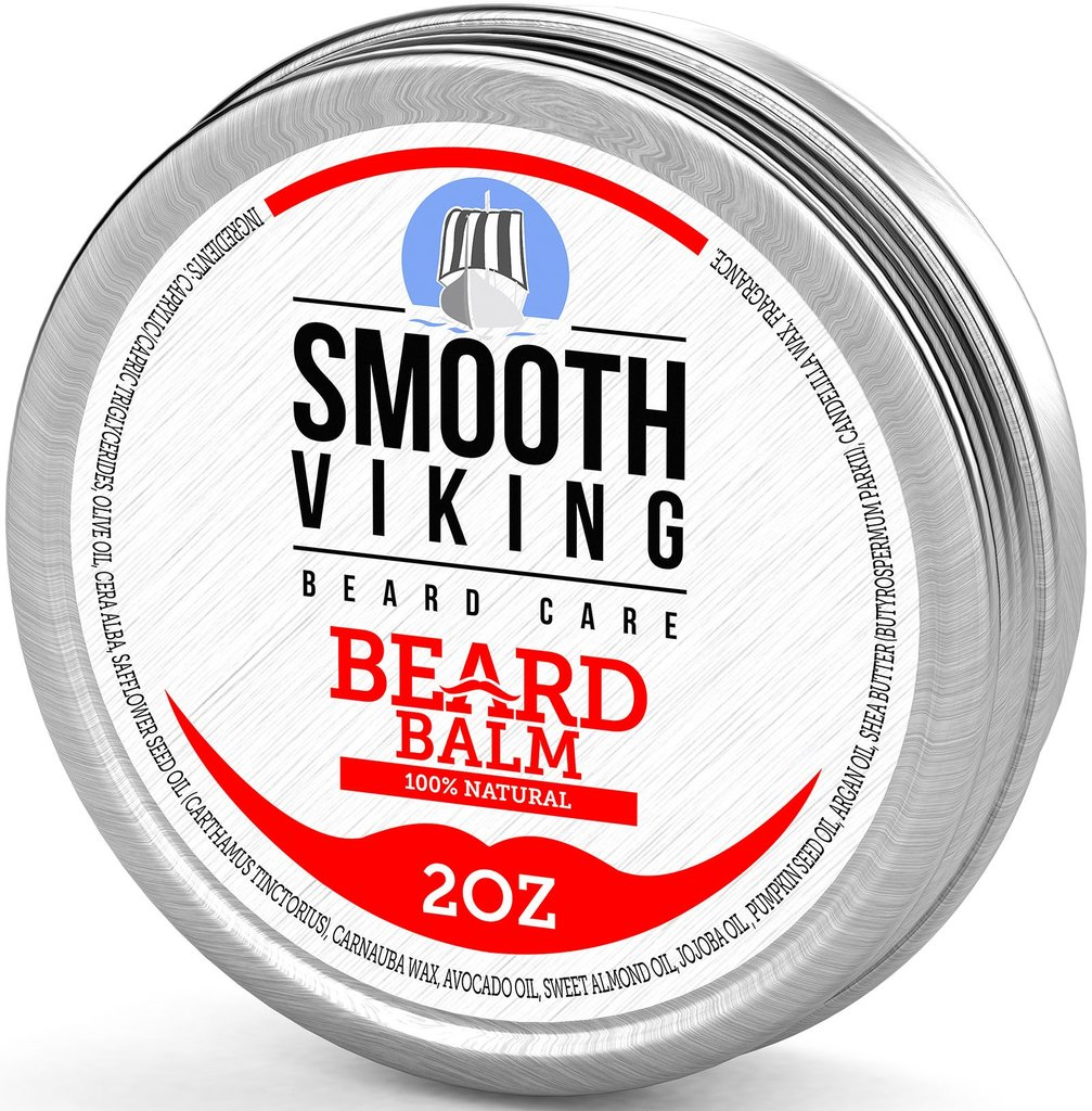 Best Beard Balms 2017 All Natural