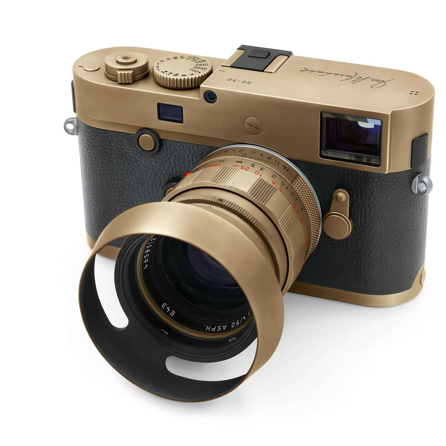 Leica M 246 Jim Marshall Edition Front