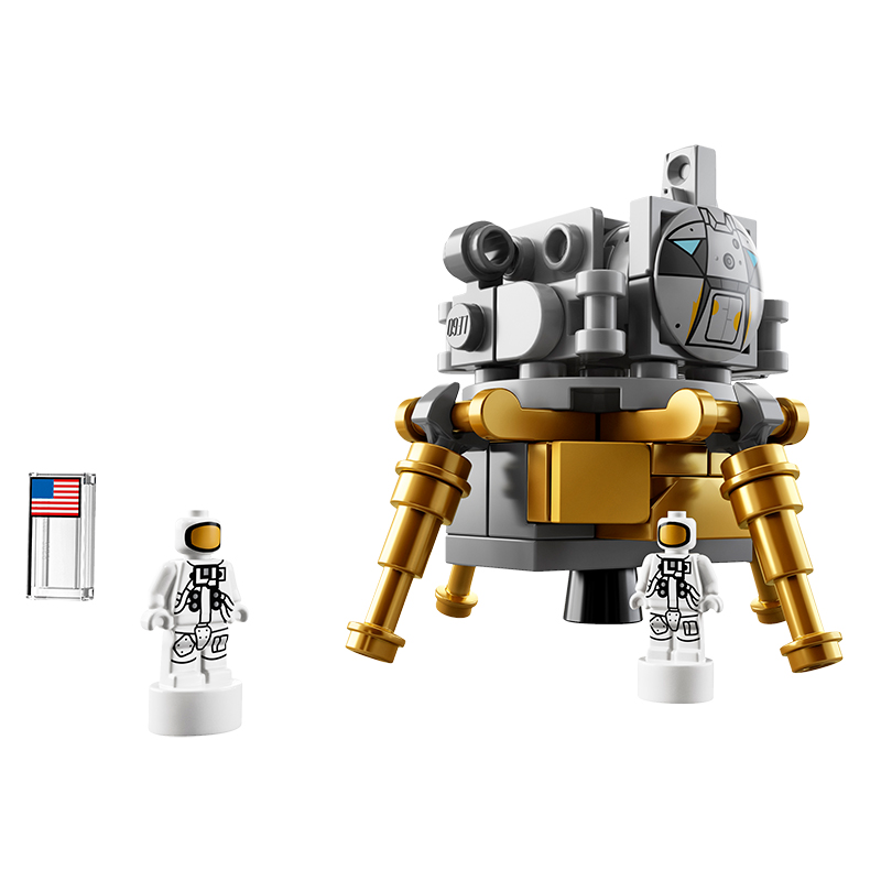 LEGO Ideas NASA Apollo Saturn V: One Year in the Making!