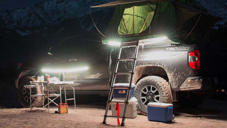 Luminoodle Outdoor Light: Flexible Lighting For Adventures