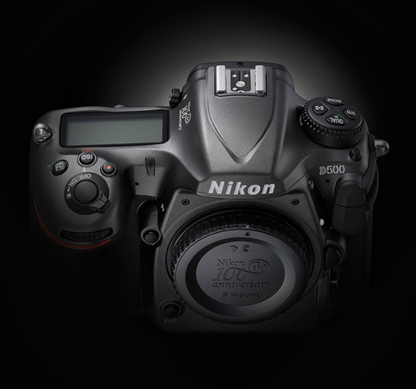 Nikon D500 100th Anniversary Edition – Grab a Limited Run Edition