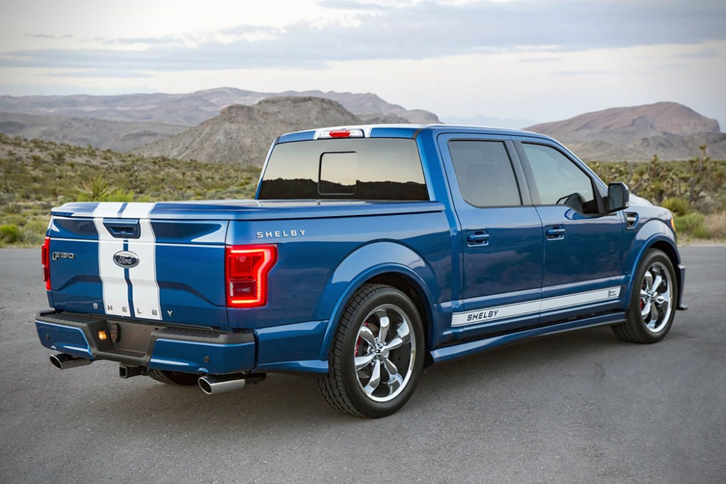 2017 Shelby F-150 Super Snake: Return of the Shelby Muscle Truck