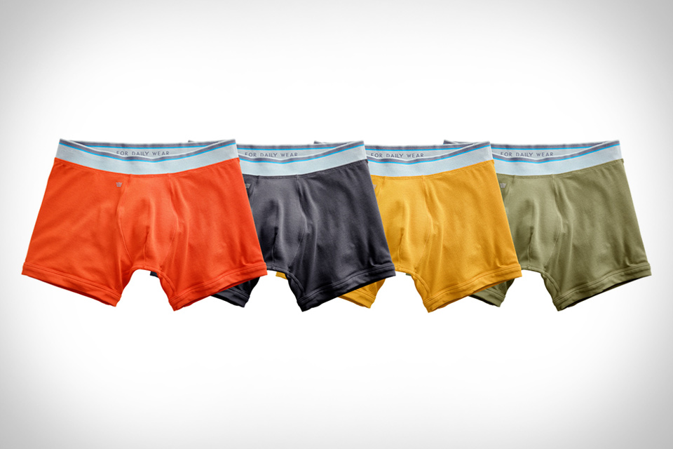 Mack Weldon Undergarments Assortment