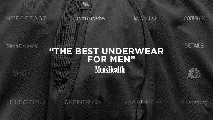 Mack Weldon Undergarments: Not Your Regular Tighty Whities