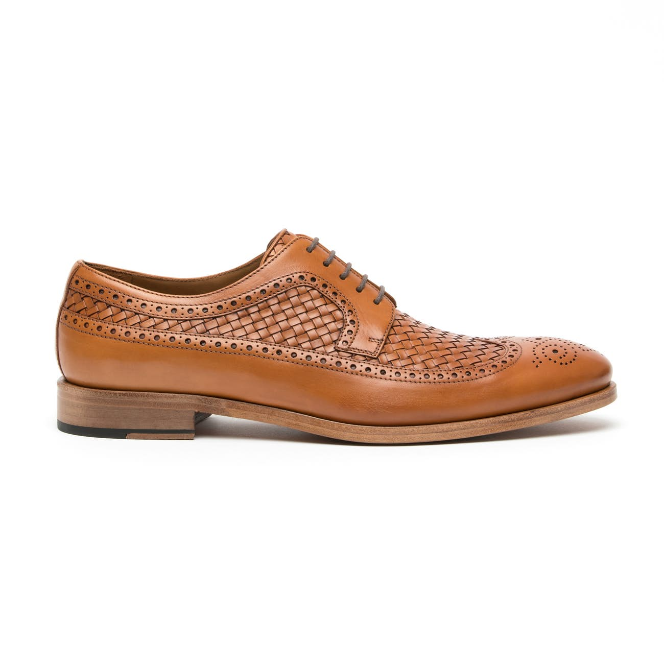 Taft Preston Longwing Brogue Profile-Shot