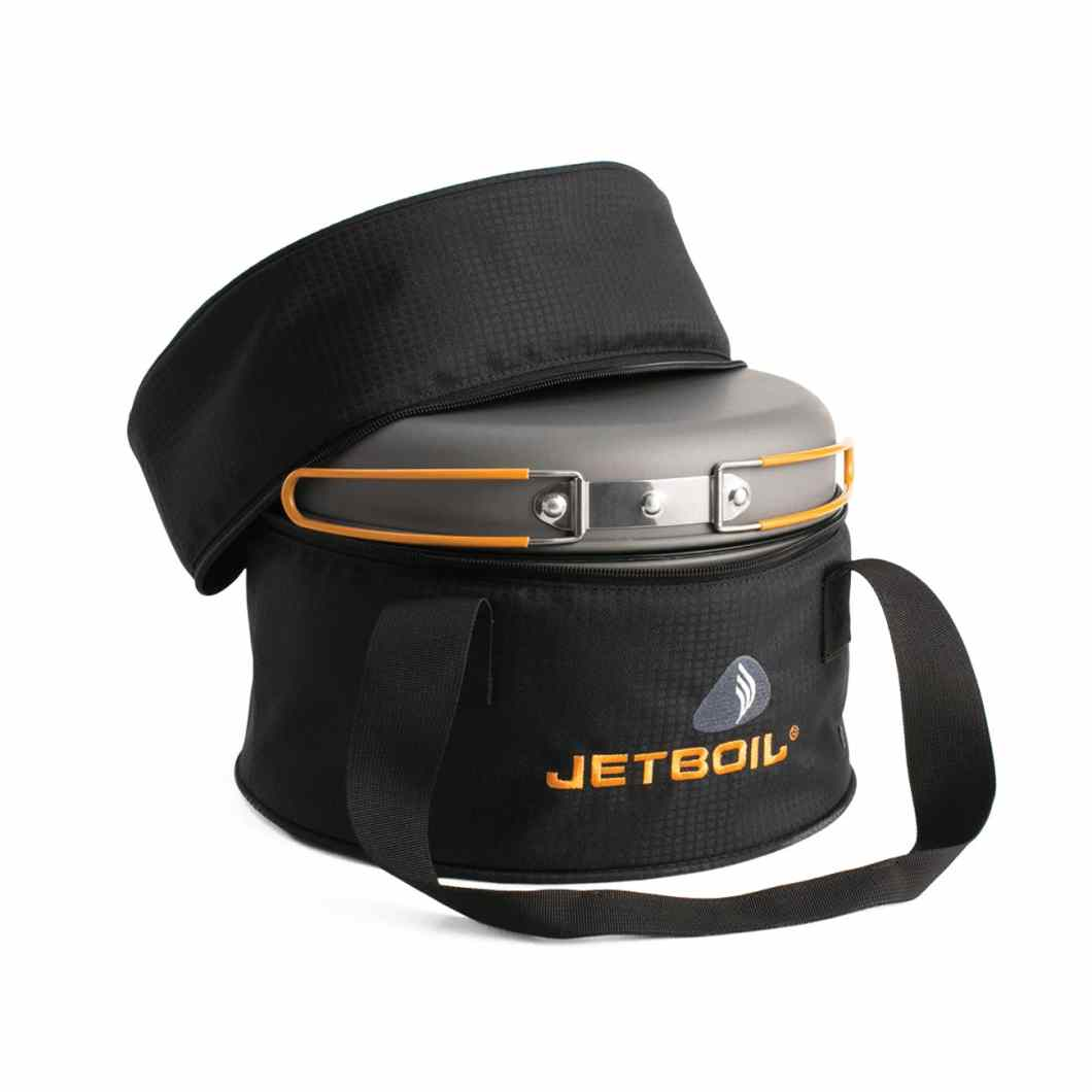 Jetboil Genesis Basecamp: Not Your Granddaddy's Camping Stove