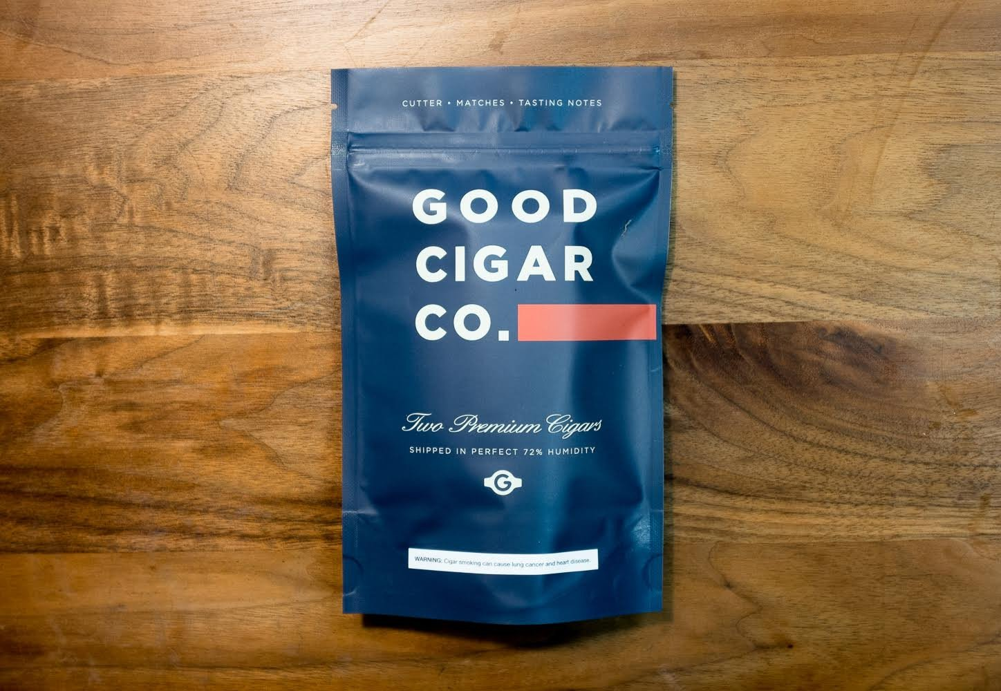 Good Cigar Co. Front Pack