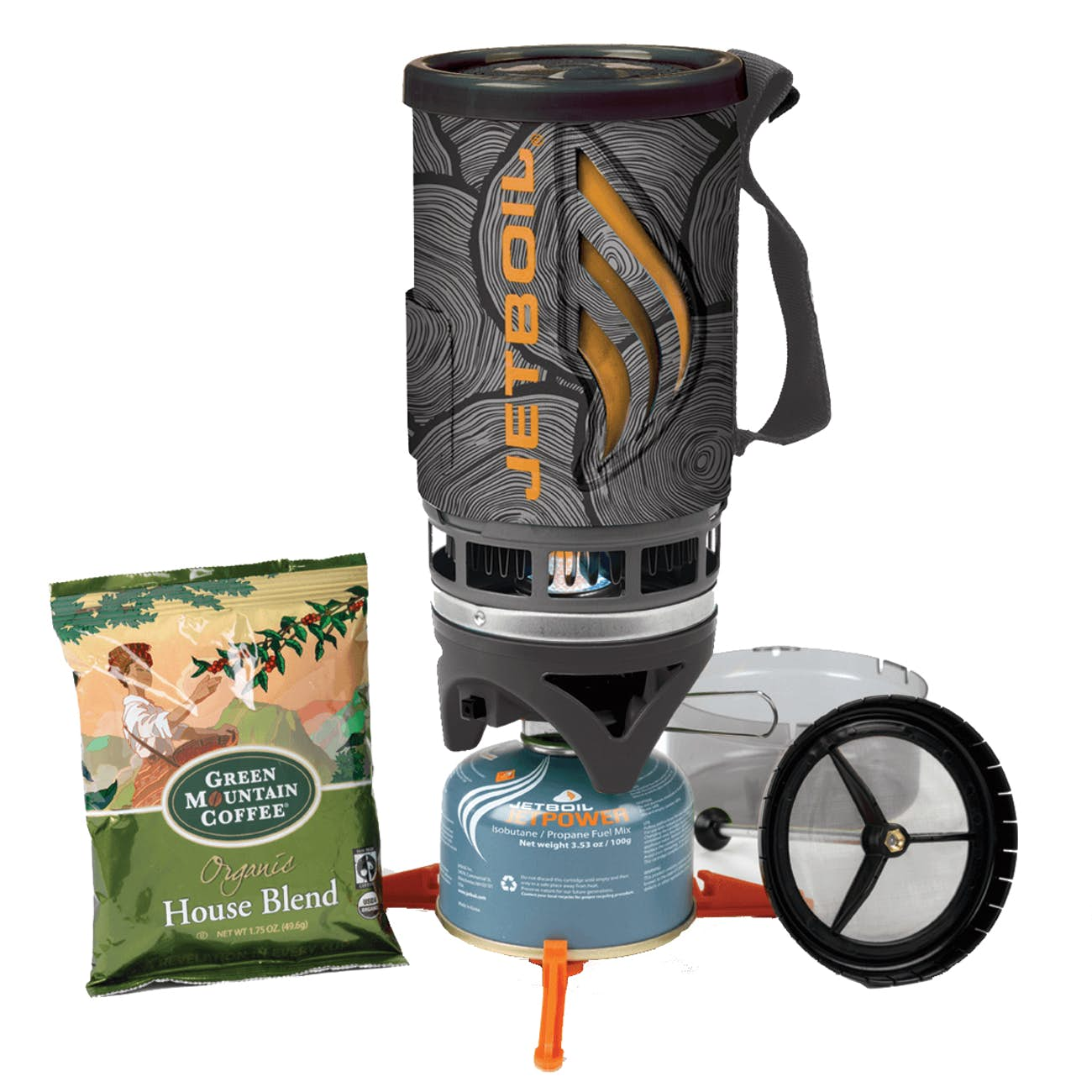 jetboil flash java french press kit
