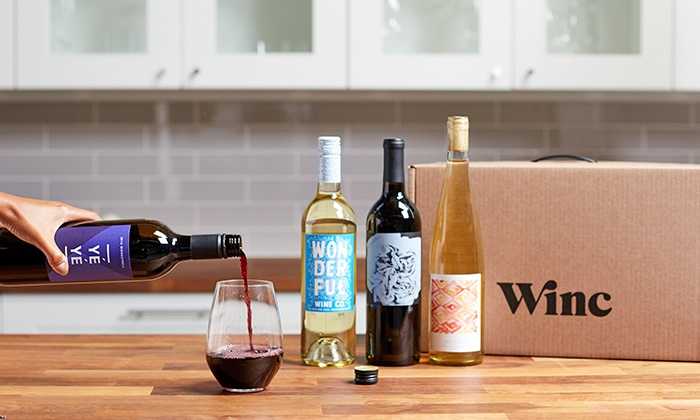 Winc is the Subscription Box For Wine You Need